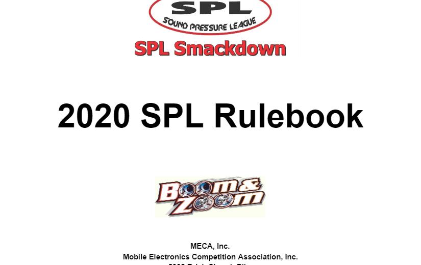 2020 SPL Rule Book