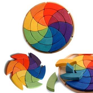 puzzle color grims