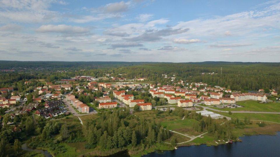 Fagersta - av mig utnämnd som en av Sveriges fulaste städer.