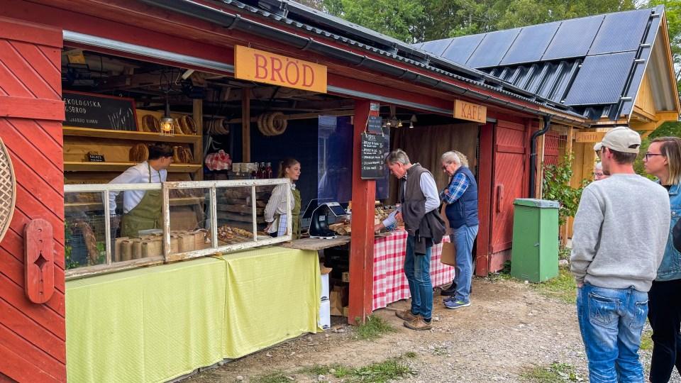 Ändebols gårdsbutik & café