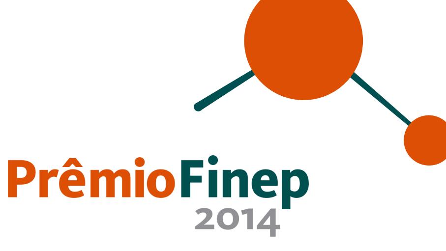 Prêmio FINEP 2014 logo