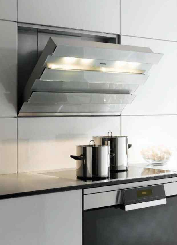 5 Discreet Range Hood Options Mecc Interiors Inc