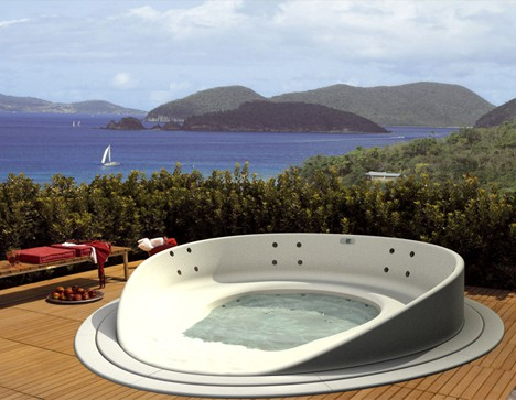 Elevation The Shore Bathtub