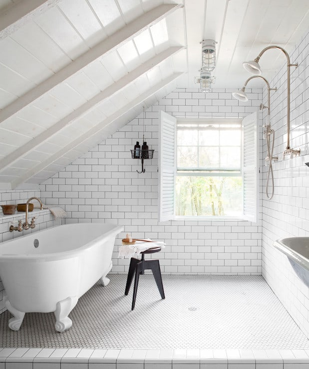 how to design around your sloped ceiling | @meccinteriors | design bites