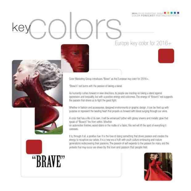 tuesday trending: brave 2016+ colour | @meccinteriors | design bites