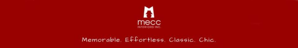 mecc interiors inc. | memorable. effortless. classic. chic | @meccinteriors