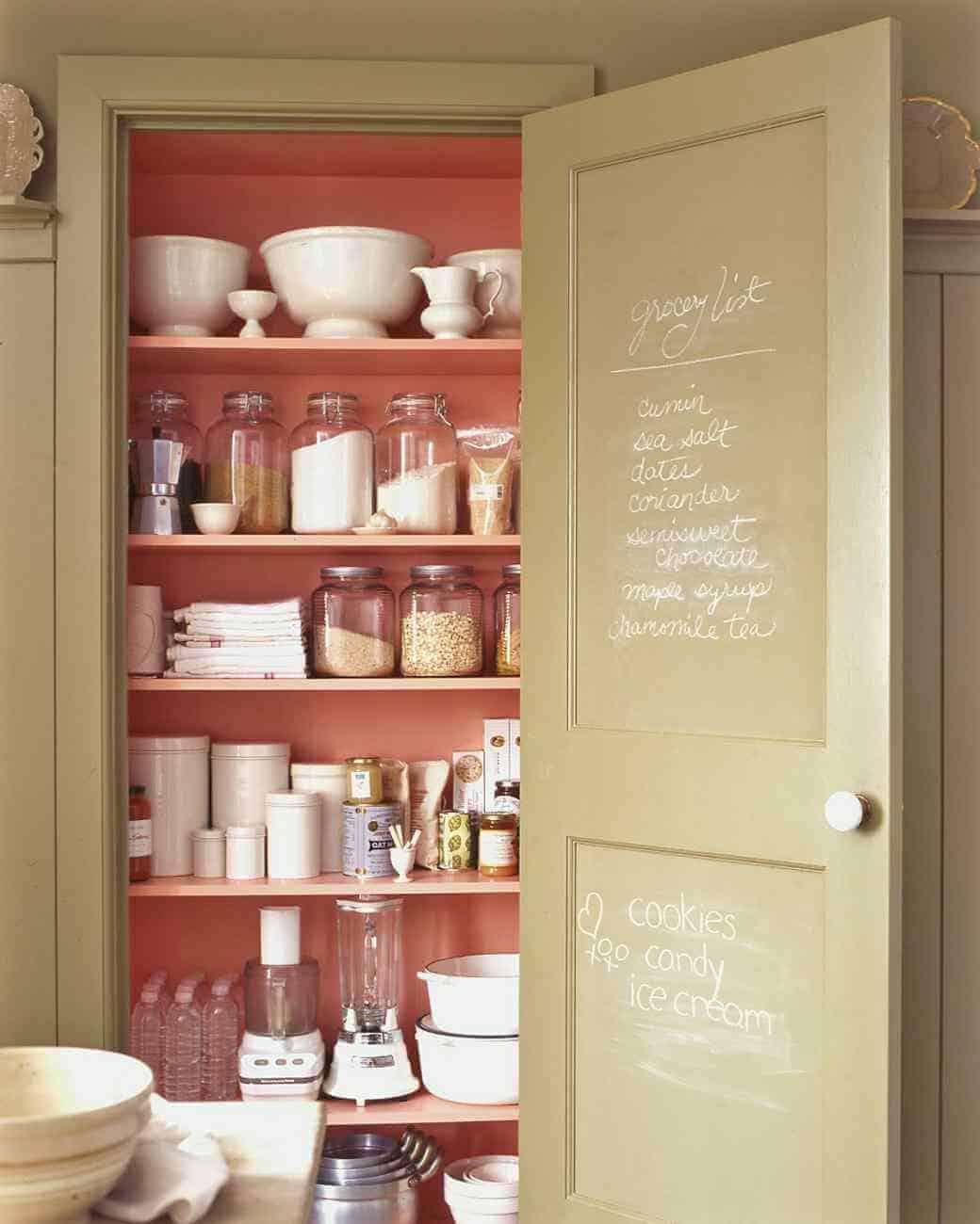 chalk up your doors | @meccinteriors | design bites