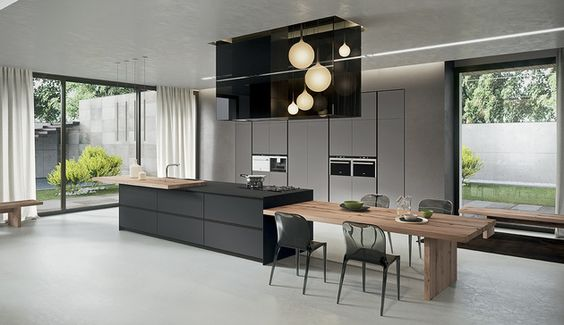 13 Kitchen Islands With Tables A Simple Smart Combination Mecc Interiors