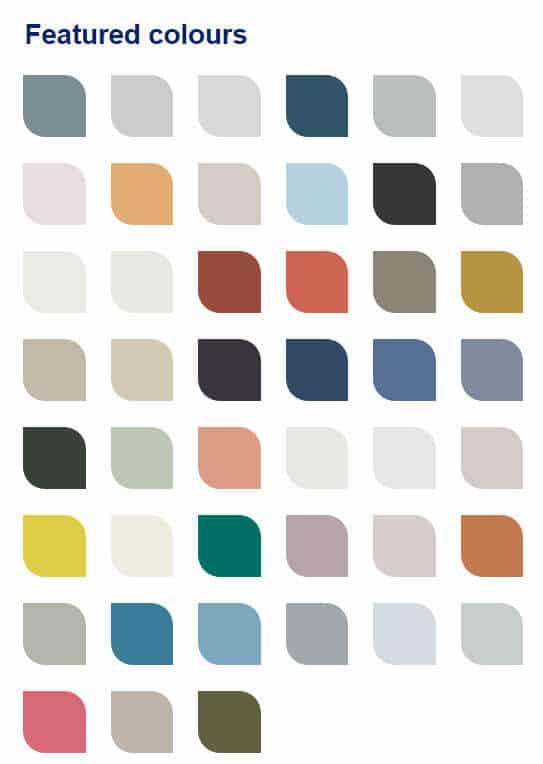Dulux 2017 Colour Of The Year And New Colour Futures