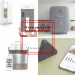 11 new smart tech gadgets and apps for your kitchen | @meccinteriors | design bites