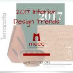 2017 interior design trends | @meccinteriors | design bites