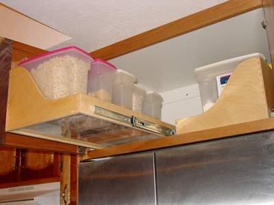the best functional overhead fridge cabinet solutions   @meccinteriors   design bites