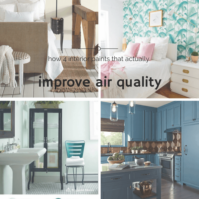 How 4 Interior Paints That Actually Improve Air Quality | Mecc Interiors  Inc.
