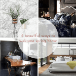 #tuesdaytrending: 4 beautiful ways to welcome spring home | @meccinteriors | design bites