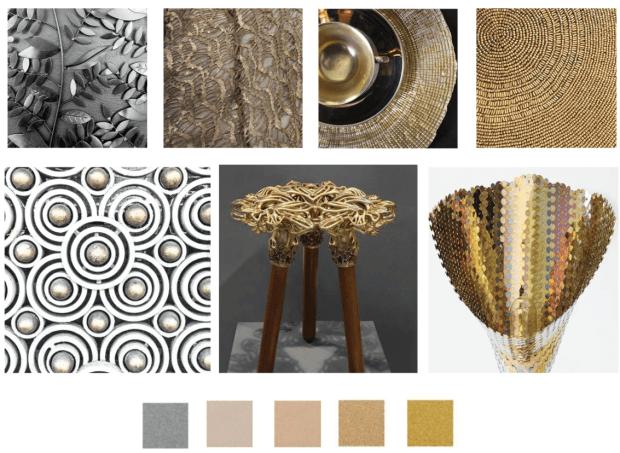 pantone shares the 2018 home+interiors go-to colours | @meccinteriors | design bites
