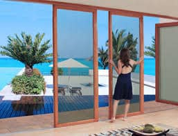 Panoramic Doors That Will Expand Out Your Living Space   @meccinteriors    Design Bites