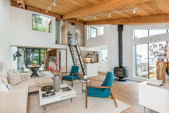 backyard house makes the most of a san francisco yard   @meccinteriors   design bites