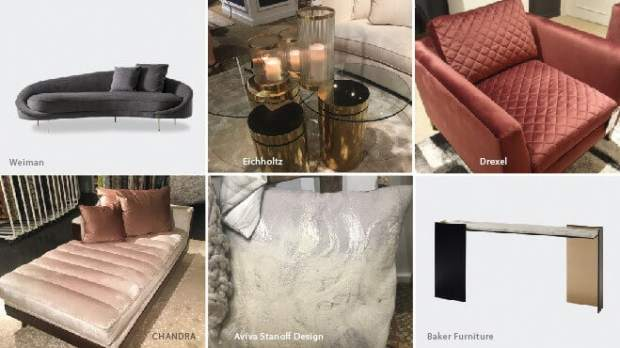 #tuesdaytrending: feel good items and a strong sensuality | @meccinteriors | design bites