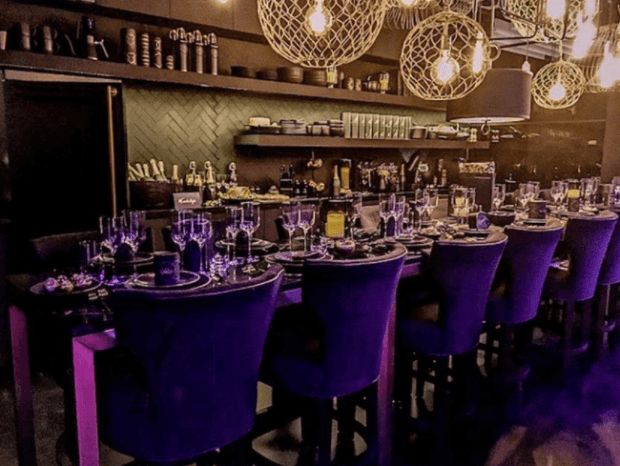 see 2018 interiors in visionary ultra violet meccinteriors design bites