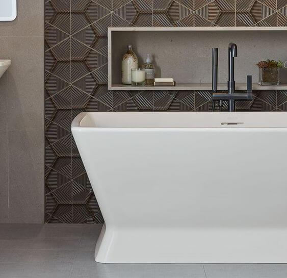 beautiful bathroom inspiration from kallista