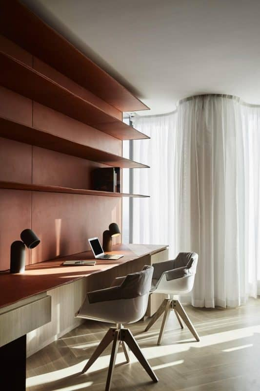 a chic remodel at melbourne's freshwater place apartment   @meccinteriors   design bites