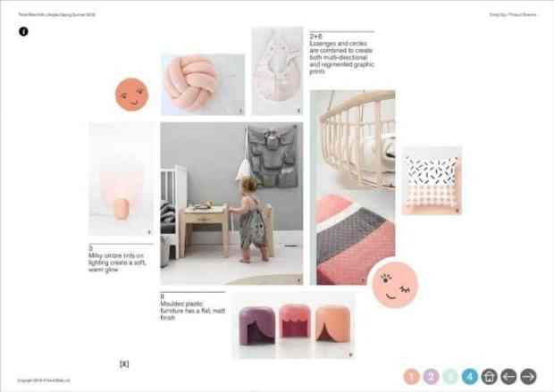 #tuesdaytrending: pink and green for ss18 | @meccinteriors | design bites
