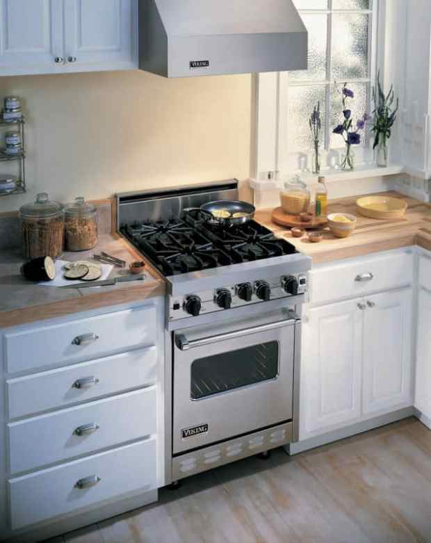 13 chic appliances made for small kitchens | @meccinteriors | design bites