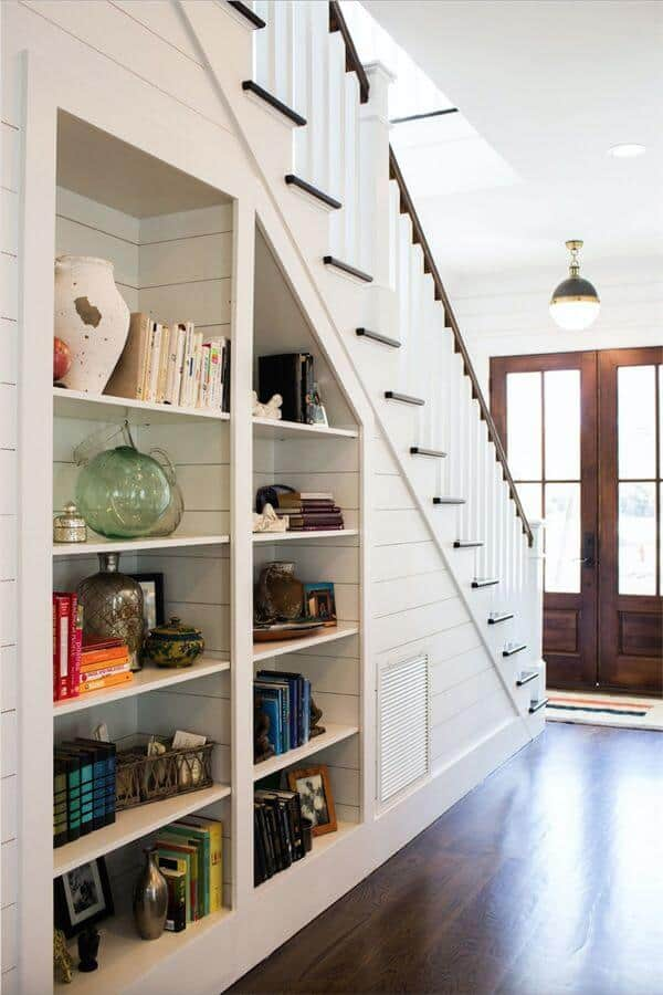 5 fantastic solutions to gain space under the stairs   @meccinteriors   design bites