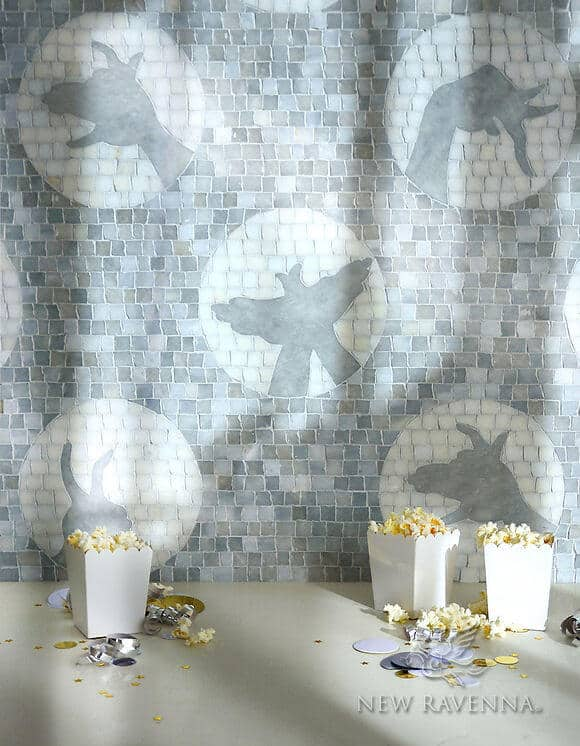 playful new tiles explore the essence of childhood | @meccinteriors | design bites