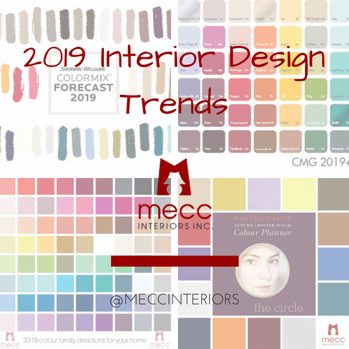 2019 interior design trends | @meccinteriors | design bites