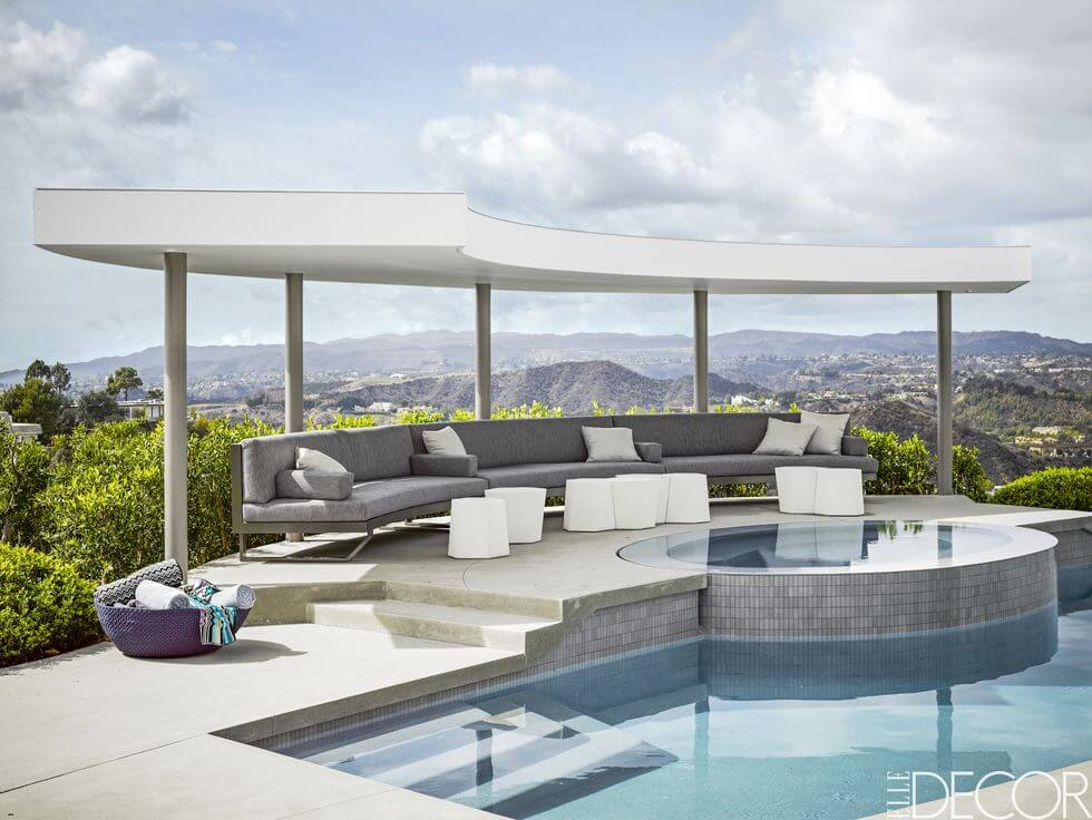Inspired Poolside Decor For Beautiful Outdoor Spaces Mecc Interiors Inc