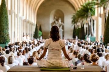 Les Yogis du Cœur - Plus grand événement de yoga solidaire en France dans des lieux uniques en France !