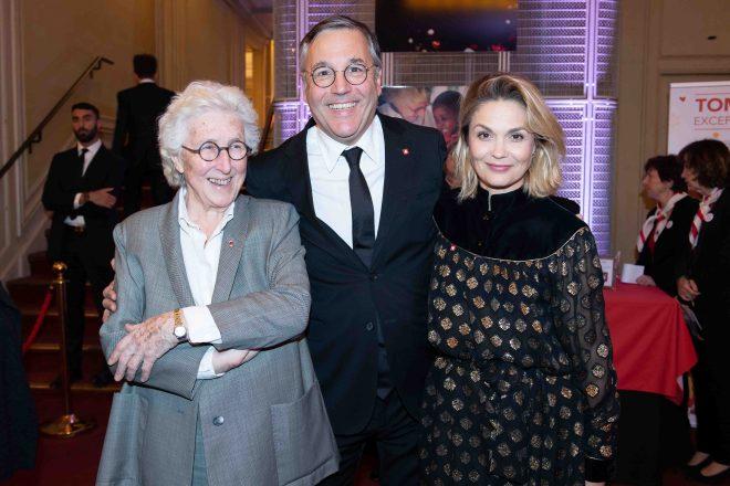 Francine Leca, Orso Chetochine, Barbara Schultz