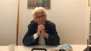 Le Pr Francine Leca
