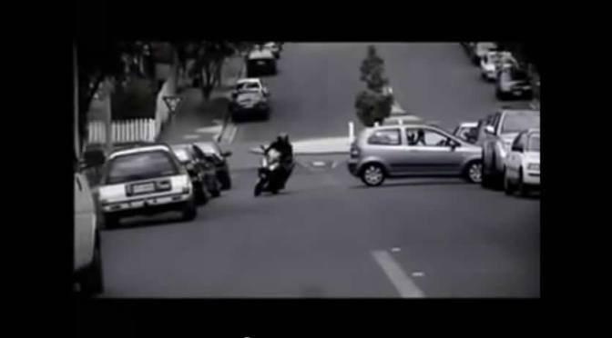 Australian Motorcycle Safety Video