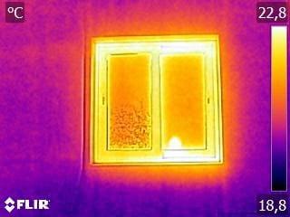 Έλεγχος θερμομόνωσης