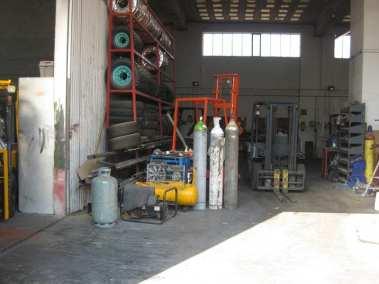 Εκσυγχρονισμός σε εργαστήριο ανυψωτικών - Ασπρόπυργος 2012