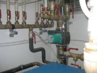 Ενεργειακή επιθεώρηση λεβητοστασίου
