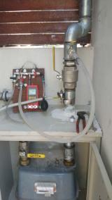 Δοκιμή στεγνότητας δυκτίου φυσικού αερίου