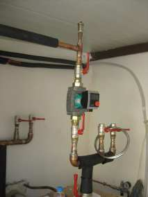Μελέτη - εφαρμογή θέρμανσης σε πολυκατοικία