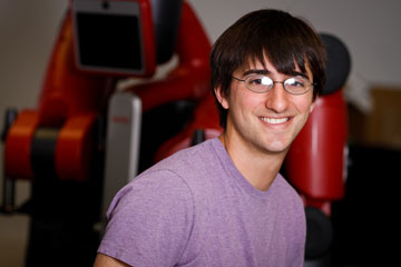 ME Student Selected by NASA as a Research Fellow ...