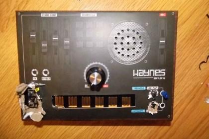 haynes synthesiser