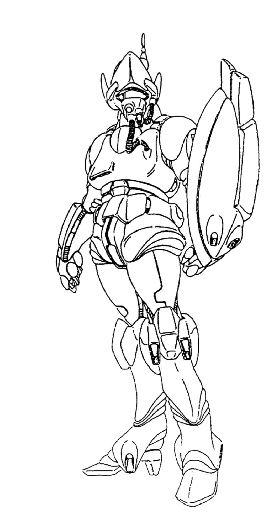 Scar Cbr Mk 1 2e Hostile Environment Armor Plate Hea P