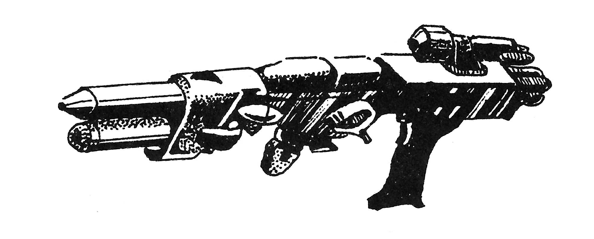 Monument City Rrg Lar 10 Laser Assault Rifle Gallery