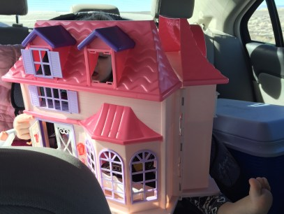 Toddler Car Trip Toy House