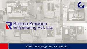 Raltech Precision Hiring | Exp. 0-5 years | Mechanical Engineer |