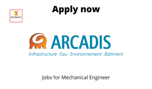 Arcadis is hiring | Senior design Engineer | BE/ BTech in Mechanical, Civil, and Environmental Engineering |