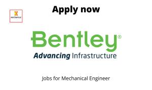 Bentley-Systems-India-Hiring