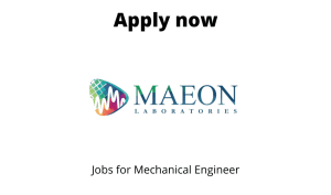 Maeon Laboratories Hiring | Freshers | Executive Mechanical Testing | BE/ BTech in Mechanical, Civil, Textile |