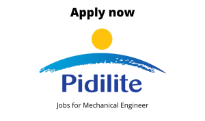 Pidilite Industries Hiring | Product Manager (Tools & Epoxy) | BE/ Btech in Electrical, Electronics & Telecommunication, Mechanical, Ceramics, Chemical + MBA |